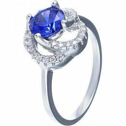 Кольца и перстни - Element47 кольцо серебро вес 3,29 вставка фианит арт. 743230, 0