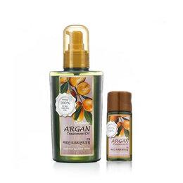 Маски и сыворотки - Масло аргановое для волос Confume Argan Treatment Oil 120мл+25мл, 0