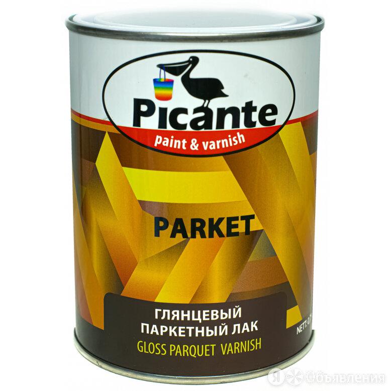 Паркетный лак Picante Parket по цене 2016₽ - Лаки, фото 0