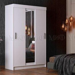 Шкафы, стенки, гарнитуры - Шкаф с зеркалом БАСЯ с доставкой , 0