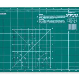 Ножницы и гильотины - Коврик защитный для резки OLFA OL-CM-A4, 0