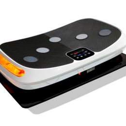 Глубинные вибраторы - Вибрационная платформа Hansun 3D Vibroplate FC-B-09C, 0