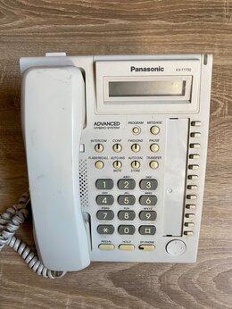 Проводные телефоны - Системный Базовый телефон Panasonic KX-T7730RU, 0