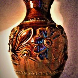 Другое - Ваза в древнегреческом стиле с орнаментом, ссср., 0