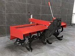 Спецтехника и навесное оборудование - Почвофреза для ременного трактора 1.2м, 0
