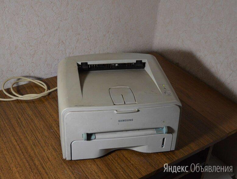 Принтер Samsung ML-1520. Неиспр. Беспл. доставка по цене 800₽ - Принтеры, сканеры и МФУ, фото 0
