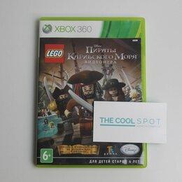 Игры для приставок и ПК - Игра Lego Пираты Карибского моря для Xbox 360, 0