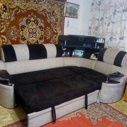 Диваны и кушетки - Продам большой и красивый угловой диван б/у. 15000 возможен небольшой торг!!!, 0