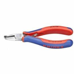 Клещи и бокорезы - Торцевые кусачки для электроники Knipex KN-6472120, 0