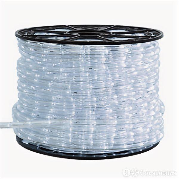 Светодиодный дюралайт Rich LED, 2-х проводной, белый, мерцающий, кратность ре... по цене 24610₽ - Светодиодные ленты, фото 0