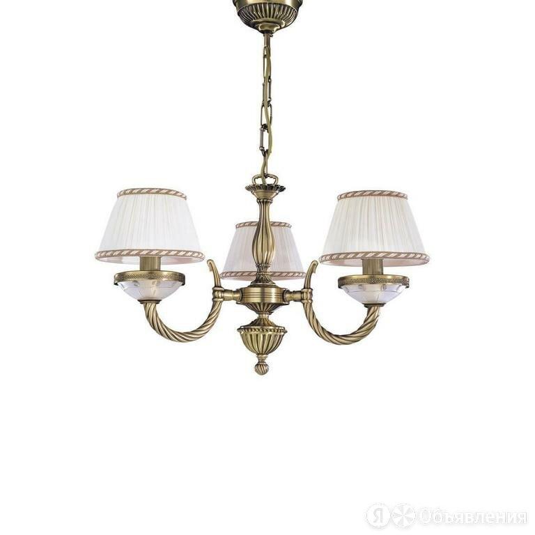 Подвесная люстра Reccagni Angelo L 4660/3 по цене 44767₽ - Люстры и потолочные светильники, фото 0