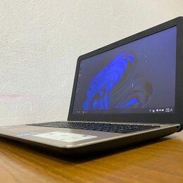 Ноутбуки - Ноутбук Asus на Windows 11\4 ядра 4 гига 5ч работы, 0