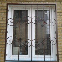 Сетки и решетки - Стальные решётки на окна стальной декор, 0