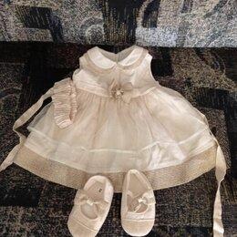 Платья и юбки - Детское новогоднее платье, 0