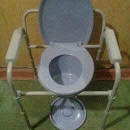 Приборы и аксессуары - Кресло туалет для инвалидов, 0