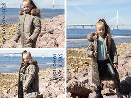 Куртки и пуховики - Зимнее пальто для девочки , 0