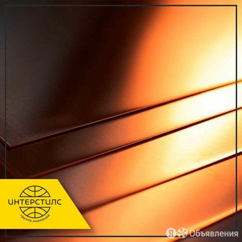 Лист бронзовый БрАЖМц10-3-1,5 6х185х480 мм ГОСТ 18175-78 по цене 940₽ - Готовые строения, фото 0