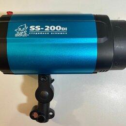 Фотовспышки - Студийная вспышка grifon ss-200di, 0