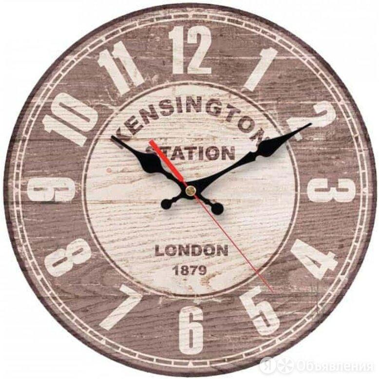 Настенные часы TROYKATIME Тройка по цене 581₽ - Часы настенные, фото 0