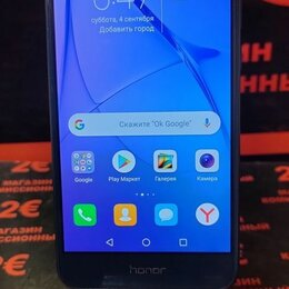 Мобильные телефоны - С/Т Honor 8 Lite 32Gb (PRA-TL10), 0