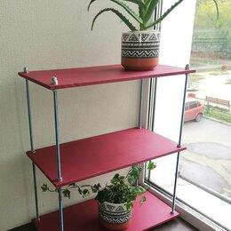 Стеллажи и этажерки -  стеллажи для цветов, 0