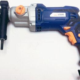 Дрели и строительные миксеры - Dexter Power. Ударная дрель Dexter Power PC1100DID, 0