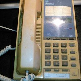 Проводные телефоны - Телефонный аппарат панасоник 2365 run, 0