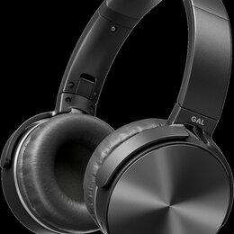Наушники и Bluetooth-гарнитуры - беспроводные GAL BH-3006 с мрЗ и FM bluetooth наушники , 0