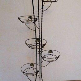 Горшки, подставки для цветов - Подставка под цветы (7 круг.), 0