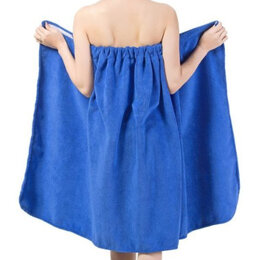 Полотенца - Новая махровая накидка/полотенце сауна р.42-50, 0