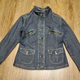 Жакеты - Джинсовка, джинсовая куртка женская JB, 0
