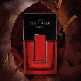 Парфюмерия - Мужская туалетная вода Avon Black Suede Hot 75мл, 0