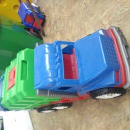 Машинки и техника - Машинка мусоровоз игрушка , 0