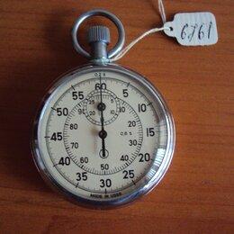 Секундомеры - Советский секундомер , 0