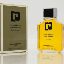 Парфюмерия - Paco Rabanne Pour Homme (Paco Rabanne) 75 мл, 0