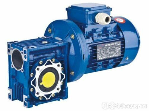 Мотор-редуктор NMRV 110-50-28,6-2,2 по цене 43850₽ - Спецтехника и навесное оборудование, фото 0