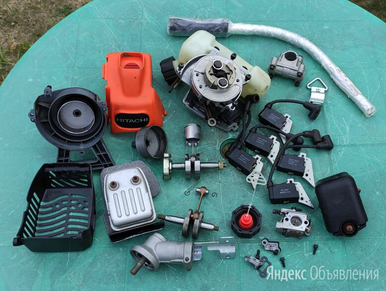Запчасти для триммера Hitachi CG22EAS  и др.  по цене 500₽ - Прочее, фото 0