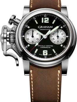 Наручные часы - Наручные часы Graham 2CVES.B01A, 0