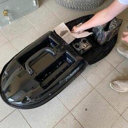 Радиоуправляемые игрушки - Радиоуправляемый катер без эхолота Amina РК4Э-2.4, 0