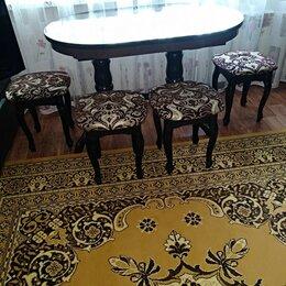 Мебель для кухни - Стол со стульями для гостиной , 0