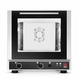 Жарочные и пекарские шкафы - Печь конвекционная EKF423UP, 220В, 2.8 кВт, Tecnoeka (Италия), 0