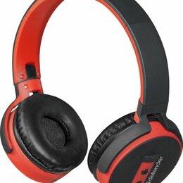 Наушники и Bluetooth-гарнитуры - Беспроводные наушники Defender B530 Black/Red, 0
