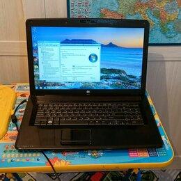 """Ноутбуки - Большой офисный ноутбук i5/4gb/17,3"""", 0"""