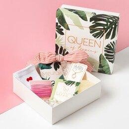 """Подарочные наборы - Женский подарочный набор KAFTAN """"Queen of tropics"""", 0"""