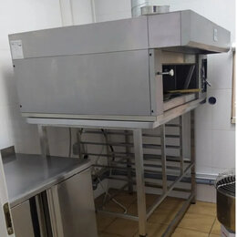 Жарочные и пекарские шкафы - Печь подовая WLBake 3D.2T4060, 0