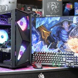 Настольные компьютеры - Архонт ПК Ryzen 5 3600X RTX 2060 6GB 16GB RAM SSD+HDD, 0