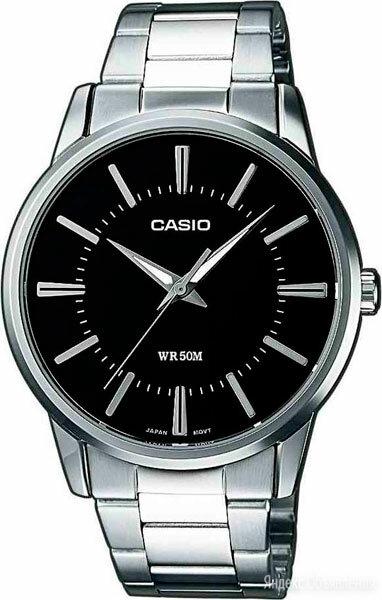Наручные часы Casio MTP-1303PD-1A по цене 4590₽ - Наручные часы, фото 0