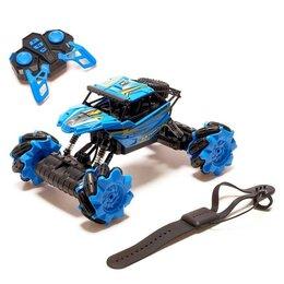 Радиоуправляемые игрушки - Джип р/у «Краулер», полный привод 4WD, с управлением жестами, 0