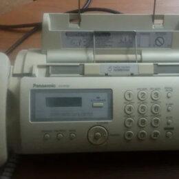 Факсы - Аппарат факсимильный panasonic kx fp 153, 0