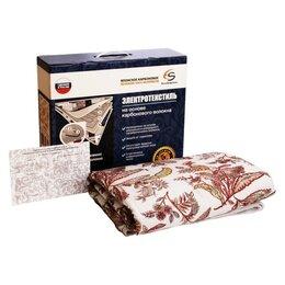 Текстиль с электроподогревом - Электропростынь Linen - 150x90 см, 0